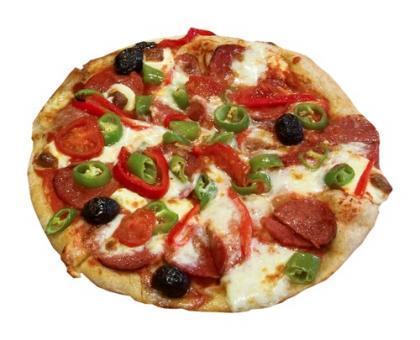 Pizzas de regalo para acabar con la crisis