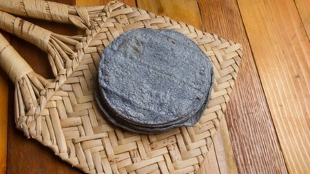 Tortilla artesanal