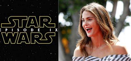 Star Wars: Keri Russell es la primera novedad en el reparto del Episodio IX
