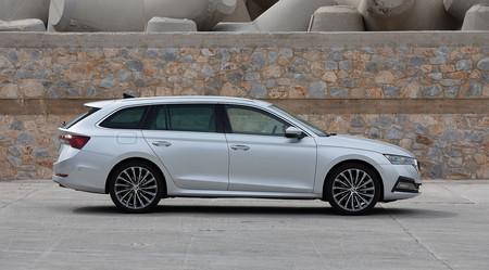 Škoda Octavia Combi 2020