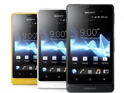 Sony empieza a actualizar los Xperia go, Xperia U y Xperia sola a Android 4.0 (Ice Cream Sandwich)