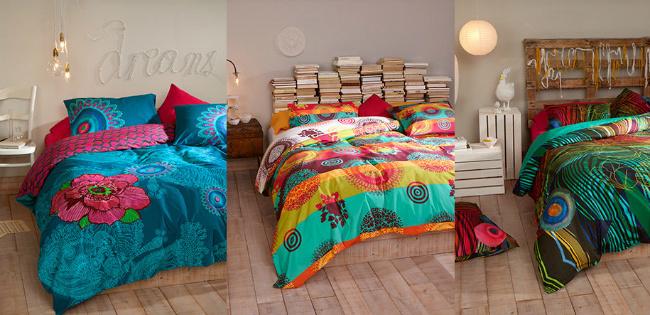 Dormitorio de Desigual Living Collection