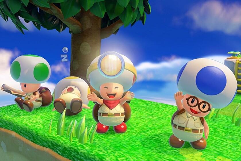 Hasta el momento hemos visto que Super Mario 3D World + Bowser's Fury incluirá unas cuantas novedades que no estaban presentes en el título original. Otra de ellas afectará a los minijuegos del Capitán Toad, en los que esta...