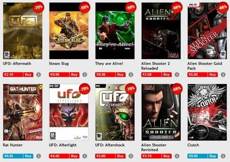 Alien Week (GamersGate)