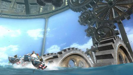 Dos posibles imágenes de 'Banjo-Kazooie 3'