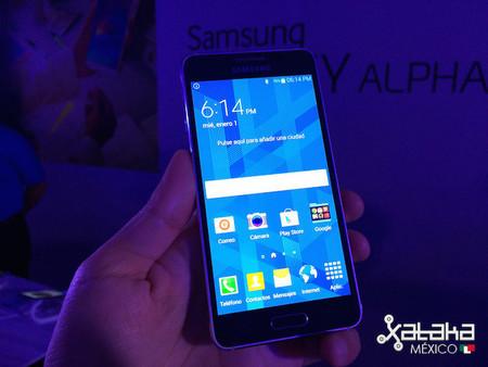 Samsung Galaxy Alpha, primeras impresiones