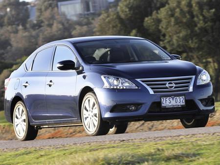 Nissan Pulsar/Silphy B17 (desde 2012)