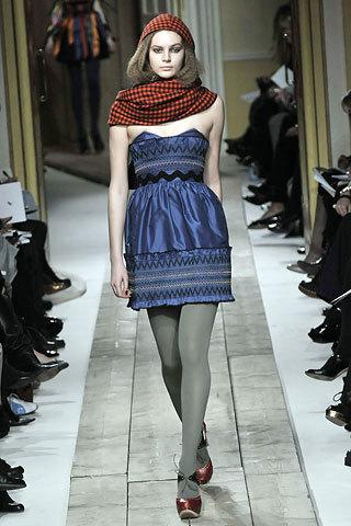 Luella en la Semana de la Moda de Londres otoño-invierno 2008/09