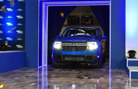 Inicia la producción oficial de la nueva Ford Maverick en la planta de Hermosillo