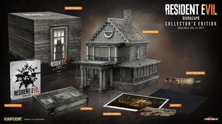 Resident Evil 7 Edicion Coleccionista