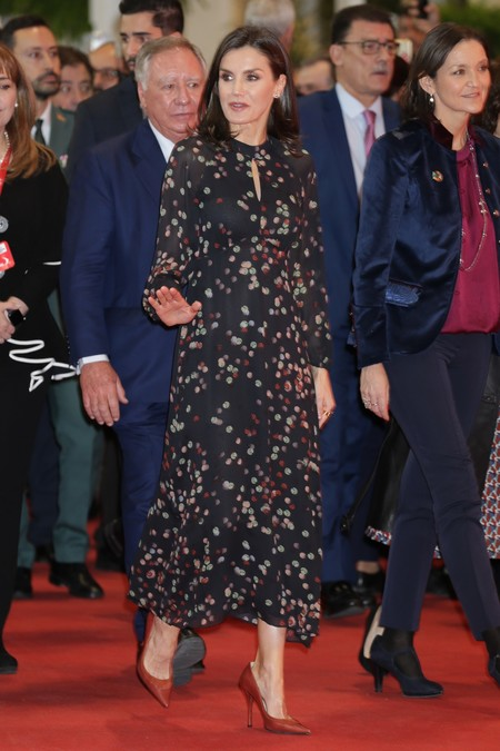 Reina Letizia Massimo Dutti 2