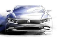 Volkswagen Passat 2014, la nueva generación se desvela en julio