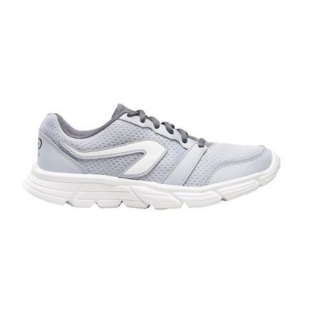 Zapatillas Running Kalenji Run 100 Mujer Gris