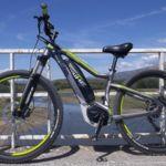 Haibike Sduro Hardseven SL, toma de contacto de una 'biker' principiante