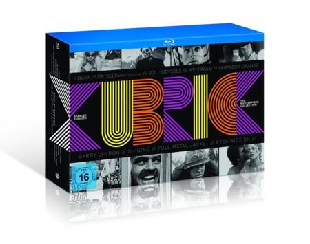 The Masterpiece Collection de Stanley Kubrick, en Blu-ray, por 22,78 euros
