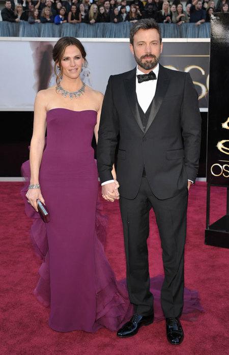 Los hombres mejor vestidos de la gala de los Oscar 2013