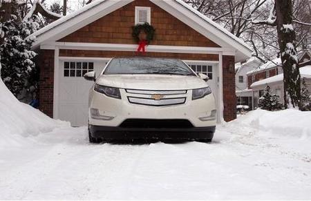 Recurso colectivo contra General Motors por el modo de funcionamiento del Chevrolet Volt en días fríos