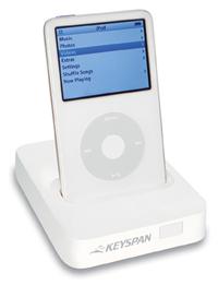 Análisis en iLounge del nuevo dock de Keyspan para el iPod