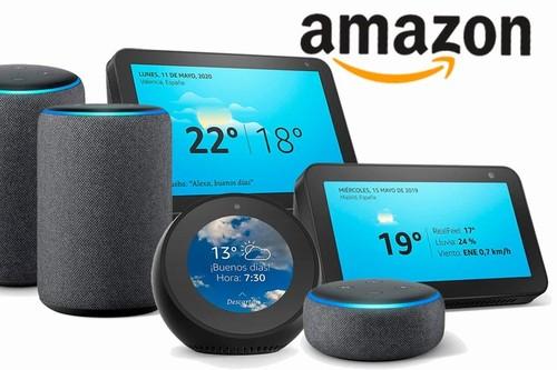Dispositivos Amazon Echo a precios rebajados: controla tu hogar domótico o disfruta de tu música y contenidos a los mejores precios