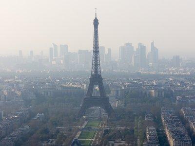 París combate ahora la contaminación restringiendo los vehículos diésel más viejos