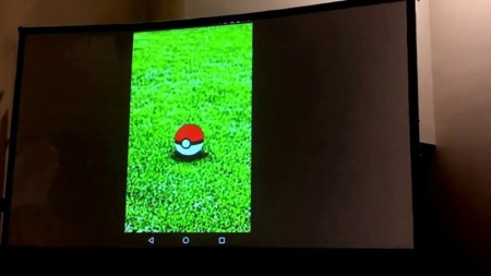 Primer vídeo gameplay de Pokémon GO en Android: disección y comparación con Ingress