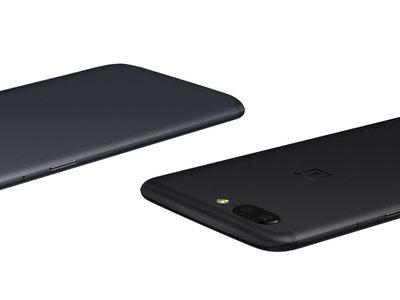 OnePlus 5 edición limitada JCC: ya disponible en Europa por 559 euros