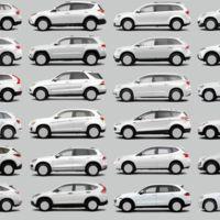 Un sencillo photoshop para demostrar que no eres capaz de distinguir los coches más vendidos, unos de otros