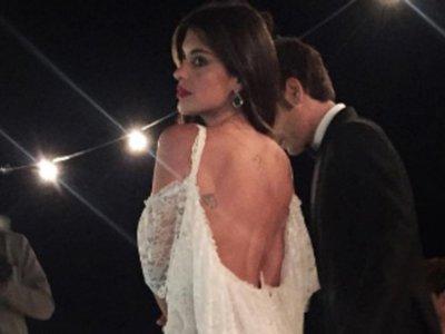 Ya conocemos el segundo vestido de novia de Dulceida (¡y los vídeos de la llegada de las novias a la ceremonia!)