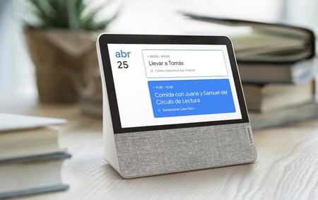 El chollo del día en MediaMarkt es la pantalla Lenovo Smart Display 7 por 69,99 euros, con Google Assistant y Chromecast integrado