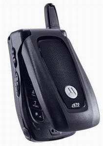 Motorola lanza el i670