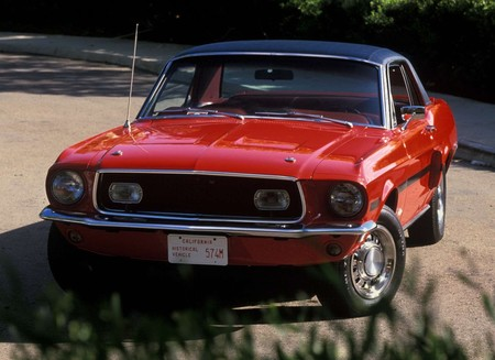 Ford Mustang High Country Special 1968 1600 01