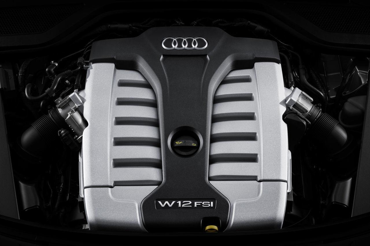Foto de Audi A8 2013 (38/67)