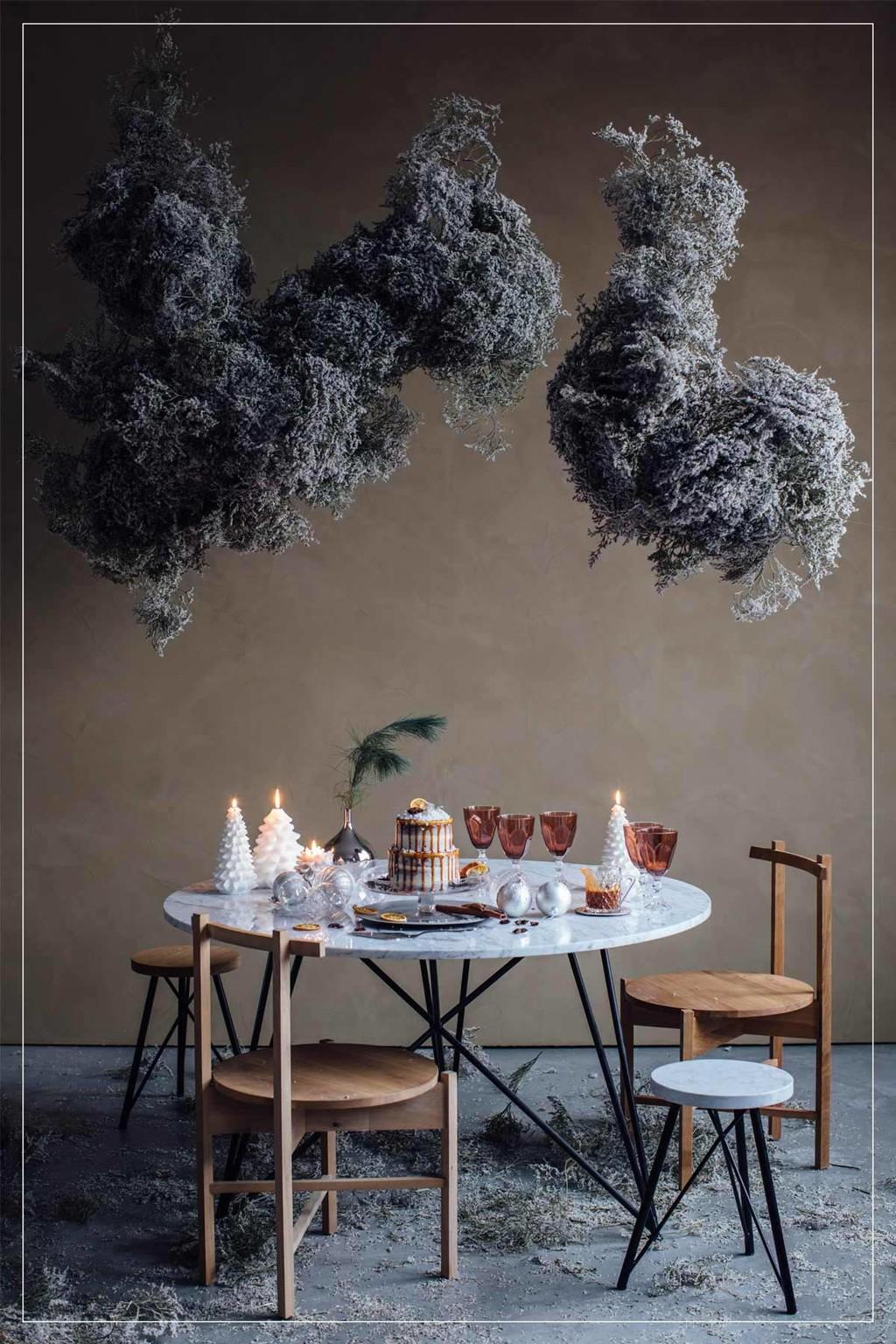 Zara Home nos regala una buena dosis de inspiración para preparar la mesa de Navidad