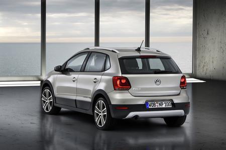 Volkswagen Cross Polo 2010