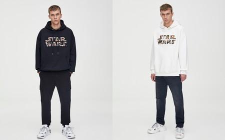 La Fuerza Y El Estilo Nos Acompanan En La Coleccion Capsula De Star Wars Y Pull Bear 1