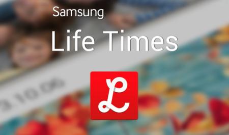 Samsung Life Times, la aplicación de diario que podría acompañar al Galaxy S5