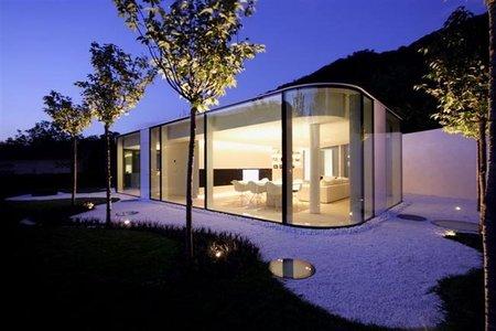 Espectacular vivienda en Lugano, Suiza