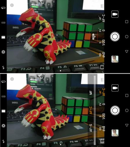Huawei Mate 9 Analisis Camara Pro
