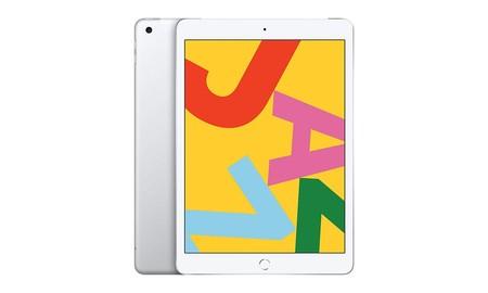 Que no se te escape: el iPad 2019 con 128 GB, vuelve a estar de oferta en eBay, con un ahorro de 142 euros si usamos el cupón PDESCUENTO10 al pedirlo