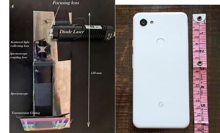 El smartphone que quería ser laboratorio: este Google Pixel se convirtió un detector químico y molecular con ayuda de la ciencia
