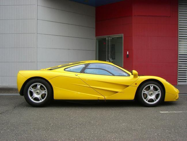 McLaren F1 nuevo