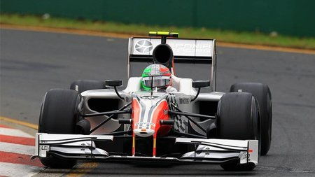 GP Australia F1 2011: Hispania F1 Racing Team no consigue clasificarse para la carrera