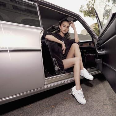 Selena Gomez protagoniza la nueva campaña de Puma con las deportivas que las amantes de las sneakers ya tienen fichadísimas