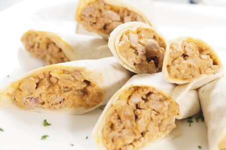 Tortillas norteñas de harina para burritos. Receta fácil