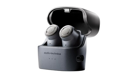 Audio-Technica Quietpoint ATH-ANC300TW True Wireless Earbuds