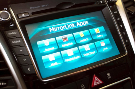 Hyundai NFC Concept Car