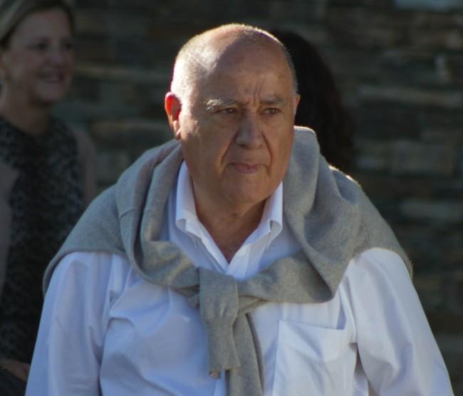 Jubilacion Amancio Ortega