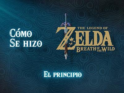 Ya pueden ver el mini-documental de cómo se hizo The Legend of Zelda: Breath of the Wild