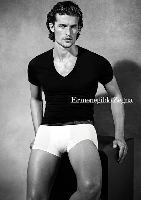 Ermenegildo Zegna Underwear Campaign Fall 2014