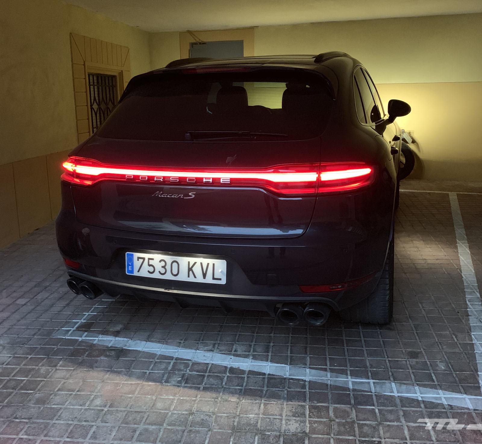 Foto de Porsche Macan S (prueba) (1/28)